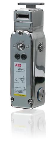 ABB 2TLA050011R1122 Solenoid Locking Interlock Safety Switch