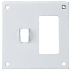 Hubbell SWP126 Security Wallplate
