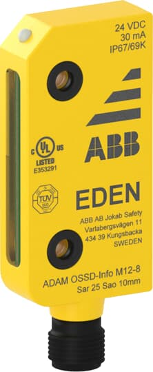 ABB 2TLA020051R5700 Adam Safety Sensor Unit