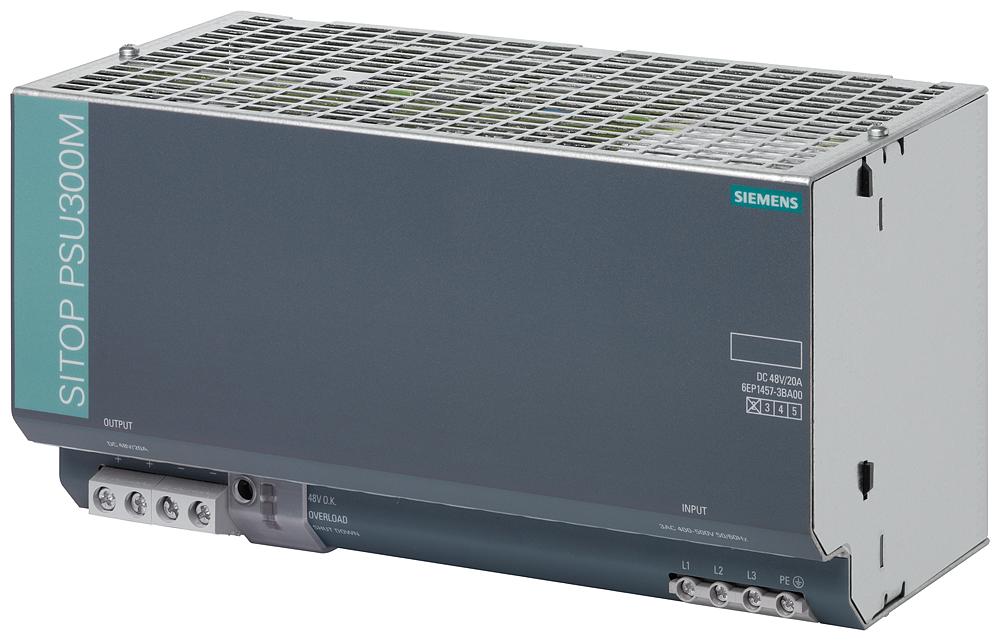 Siemens 6EP14573BA00 Power Supply