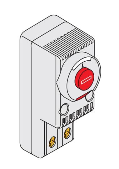 ABB EN0102K Heating Thermostat