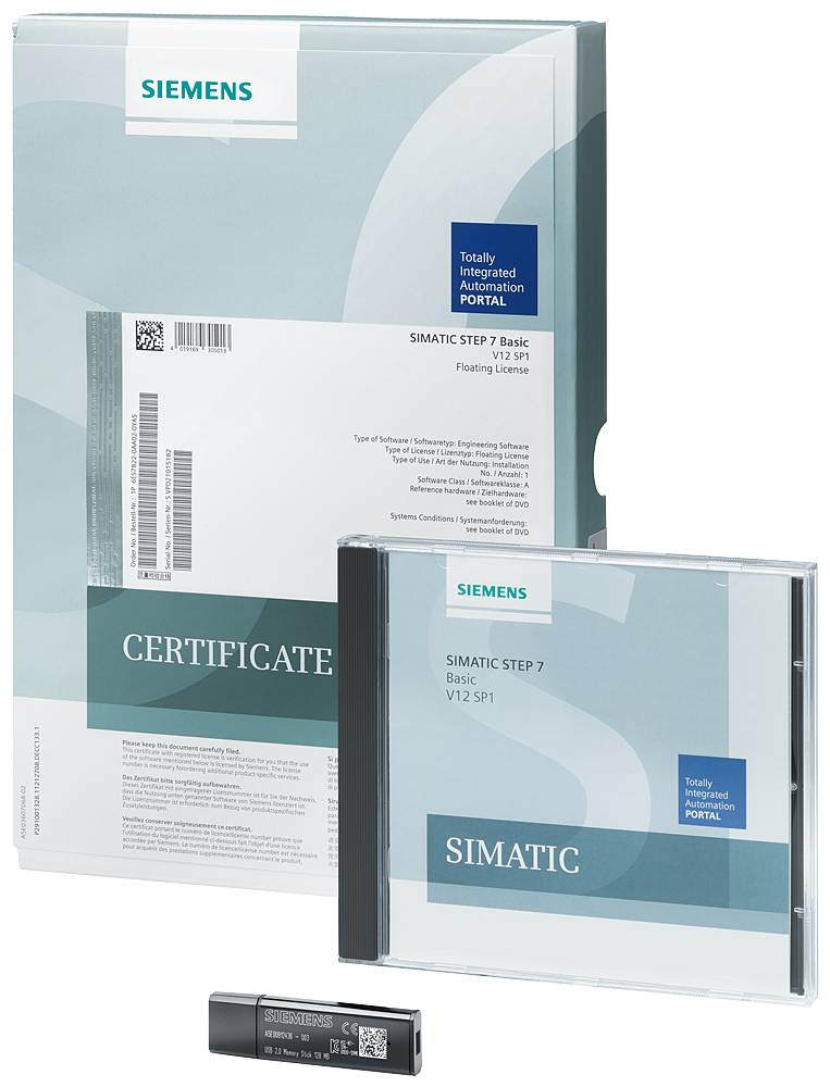 Siemens 6ES78104CC110YA5 SIMATIC Engineering Software