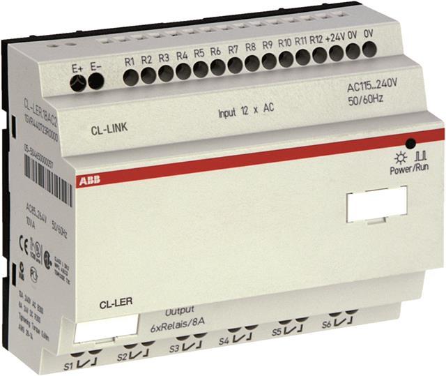 ABB 1SVR440721R1000 Input/Output Expansion Module
