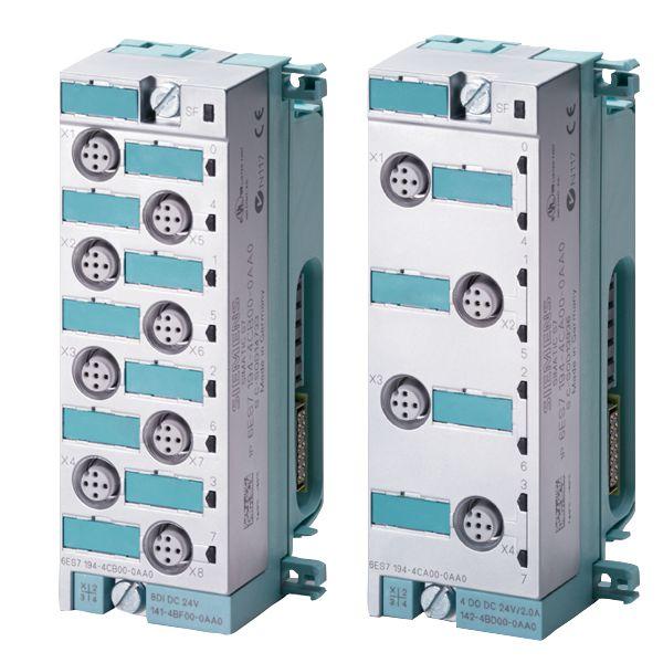 Siemens 6ES71424BD000AA0 SIMATIC PLC Digital Electronic Output Module