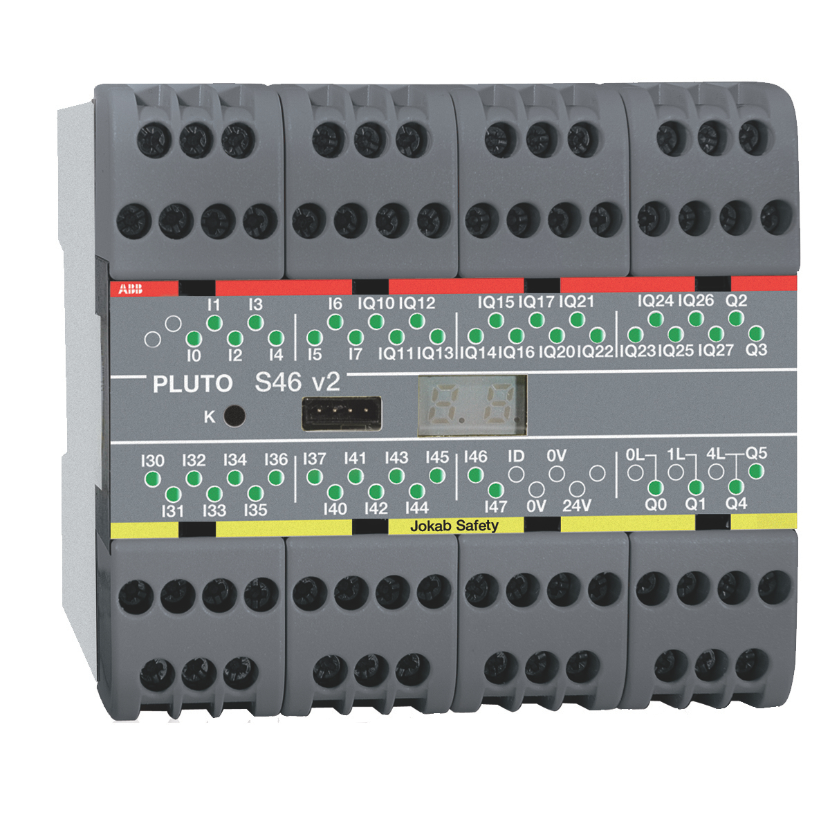 ABB 2TLA020070R1800 Programmable Logic Controller
