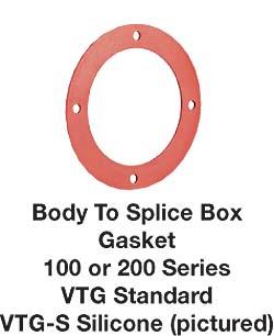Hubbell VTG Gasket