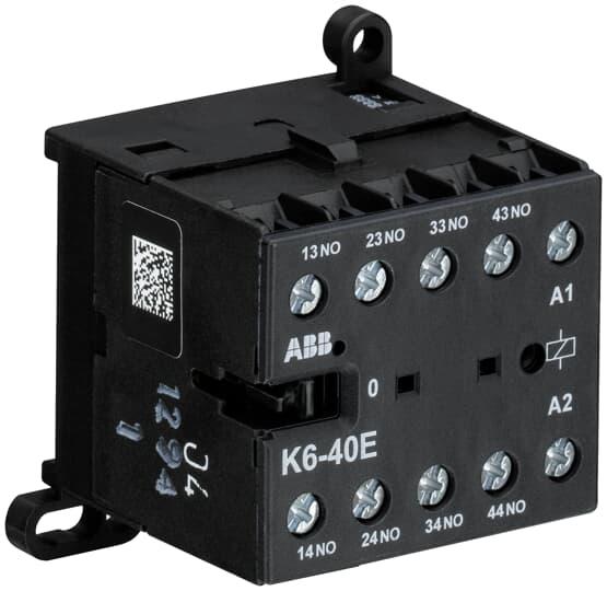 ABB K6-40E-80 Mini Contactor Relay