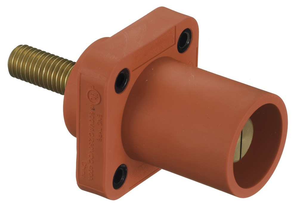 Hubbell HBLMRSCR Single Pole Receptacle