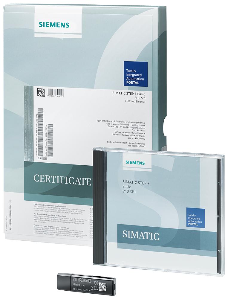 Siemens 6ES78220AE050YE5 SIMATIC Engineering Software