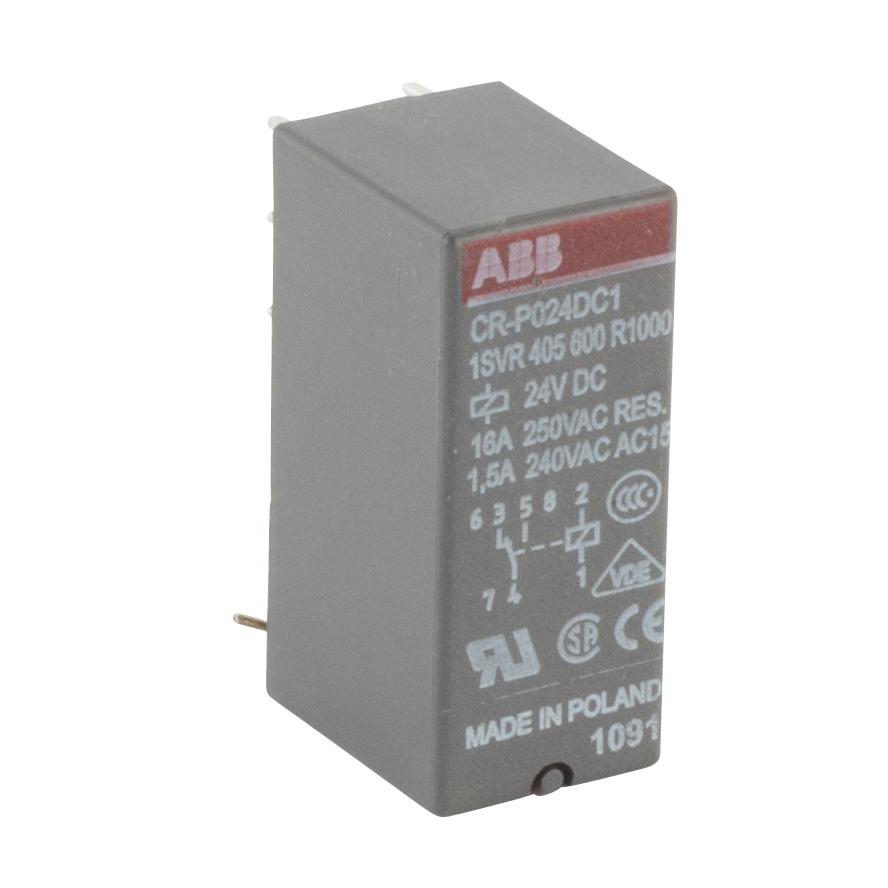 ABB 1SVR405600R1000 PCB Interface Relay