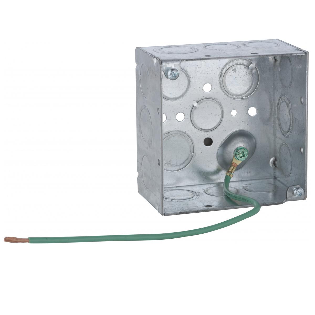 Hubbell-Raco 232SM Square Box