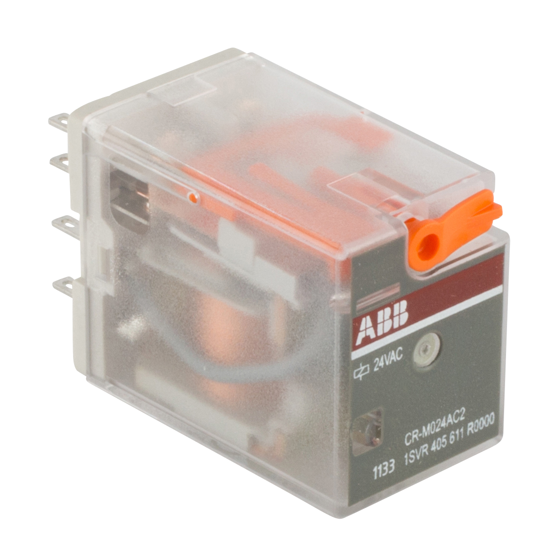 ABB 1SVR405611R0000 Pluggable Miniature Interface Relay