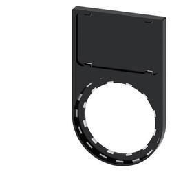 Siemens 3SU19000AS100AA0 Label Holder Frame