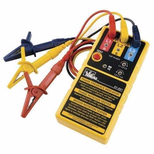 IDEAL 61-521 Motor Rotation Tester