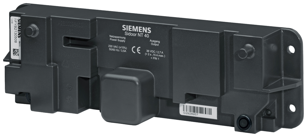 Siemens 6FB11120AT203PS0 Power Supply