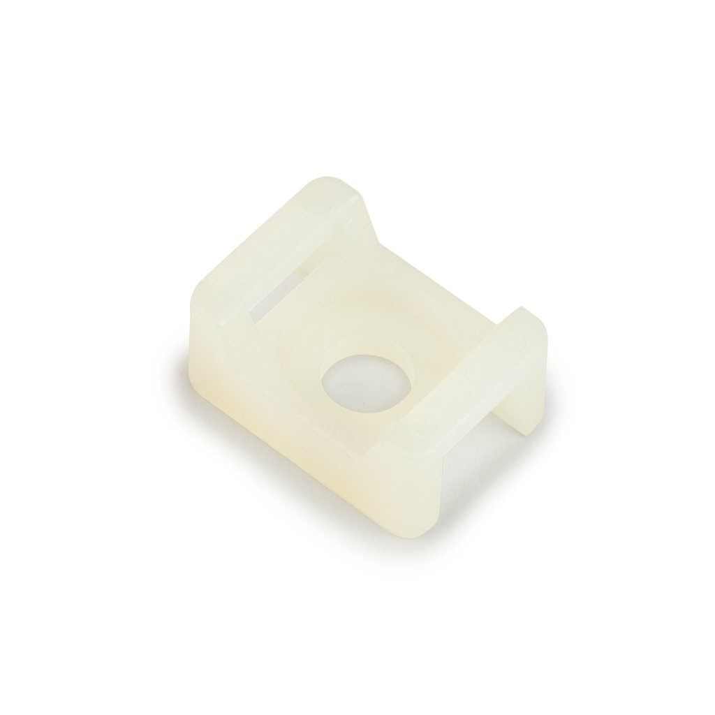 3M CTB75X75NTA-C Cable Tie Mounting Base