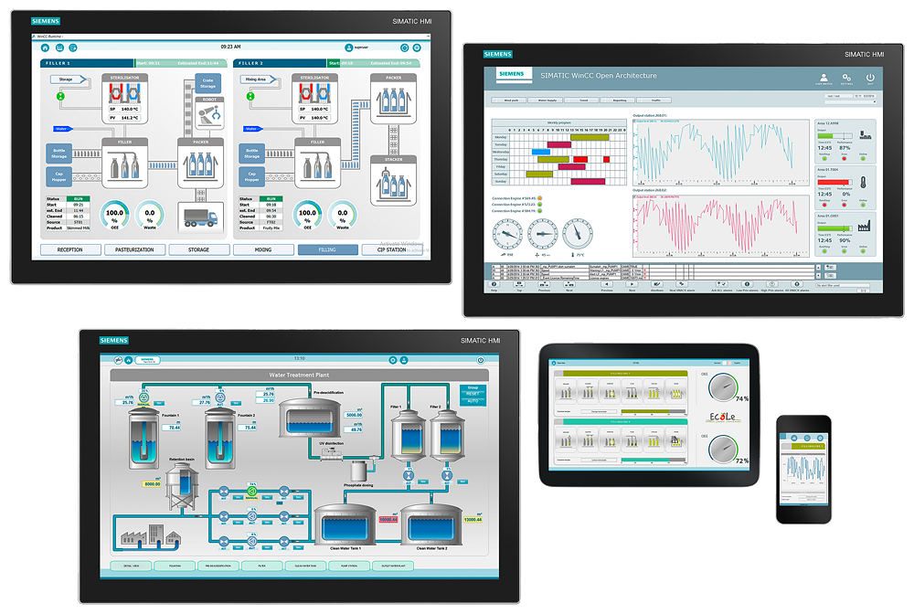 Siemens 6AV21013AA050AK5 SIMATIC Engineering Software