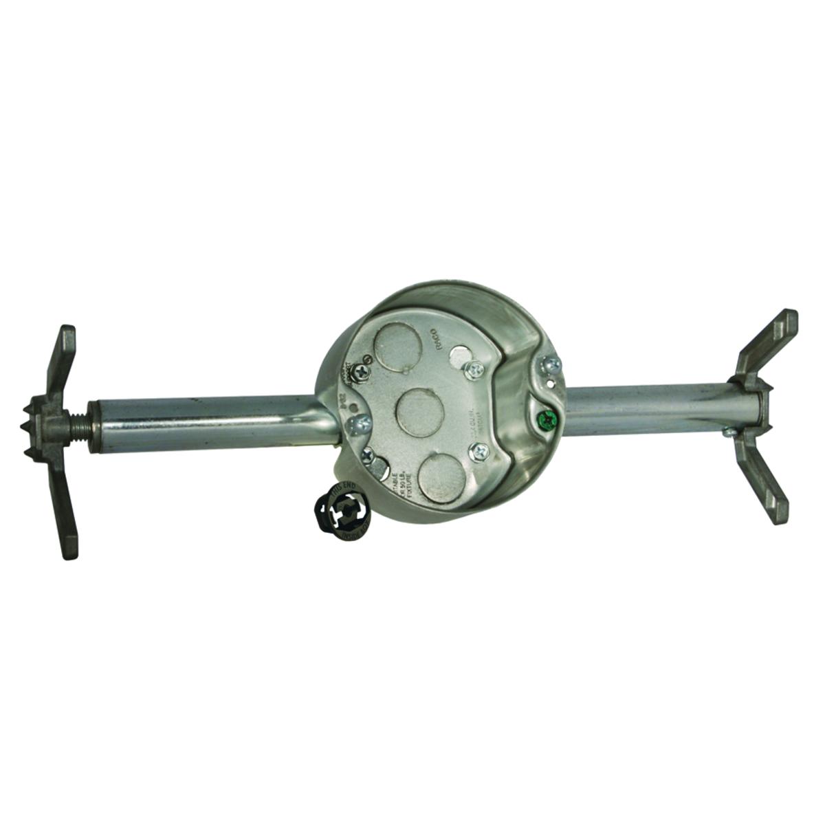 Hubbell-Raco 937 RETRO-BRACE Ceiling Fan Box
