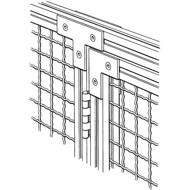 ABB 2TLA040033R1500 Pre-Assembled Hinge