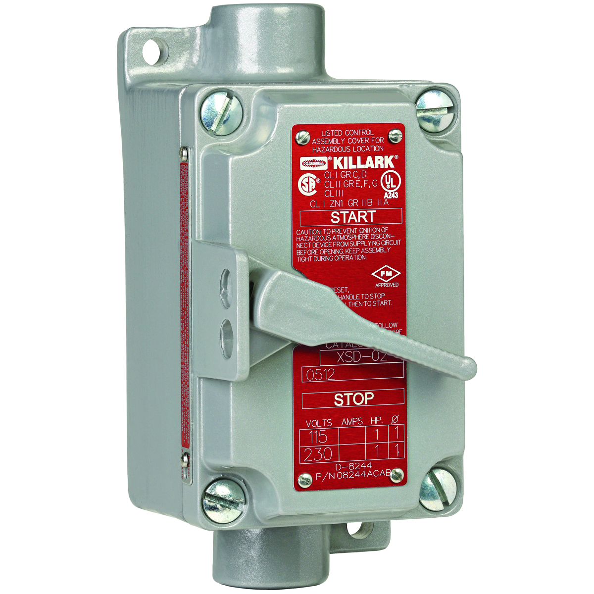 Hubbell XS-41C Tumbler Switch