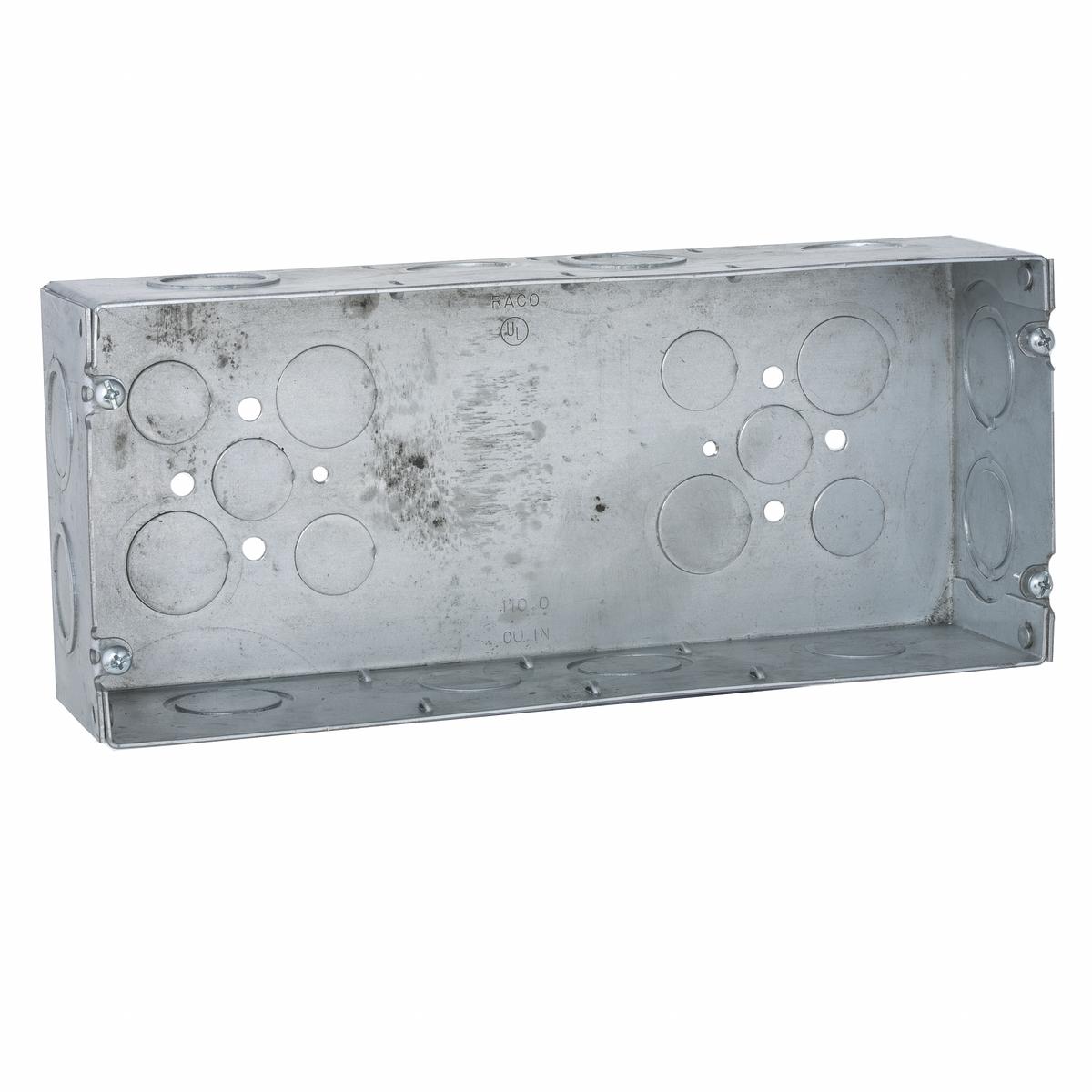 Hubbell-Raco 943 Gang Box