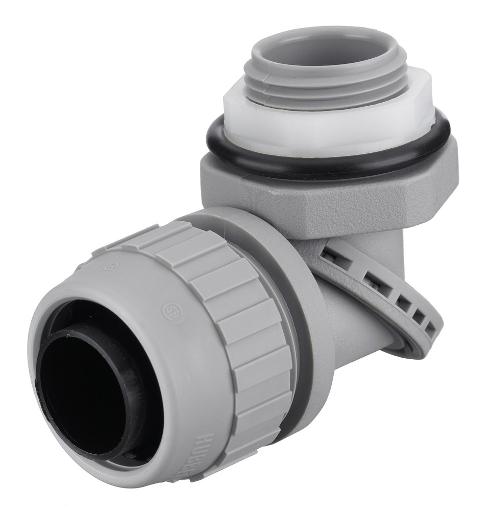 Hubbell PS0509NGY Liquidtight Connector