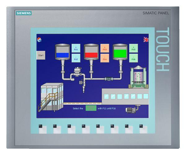 Siemens 6AV66470AF113AX0 SIMATIC Basic Panel