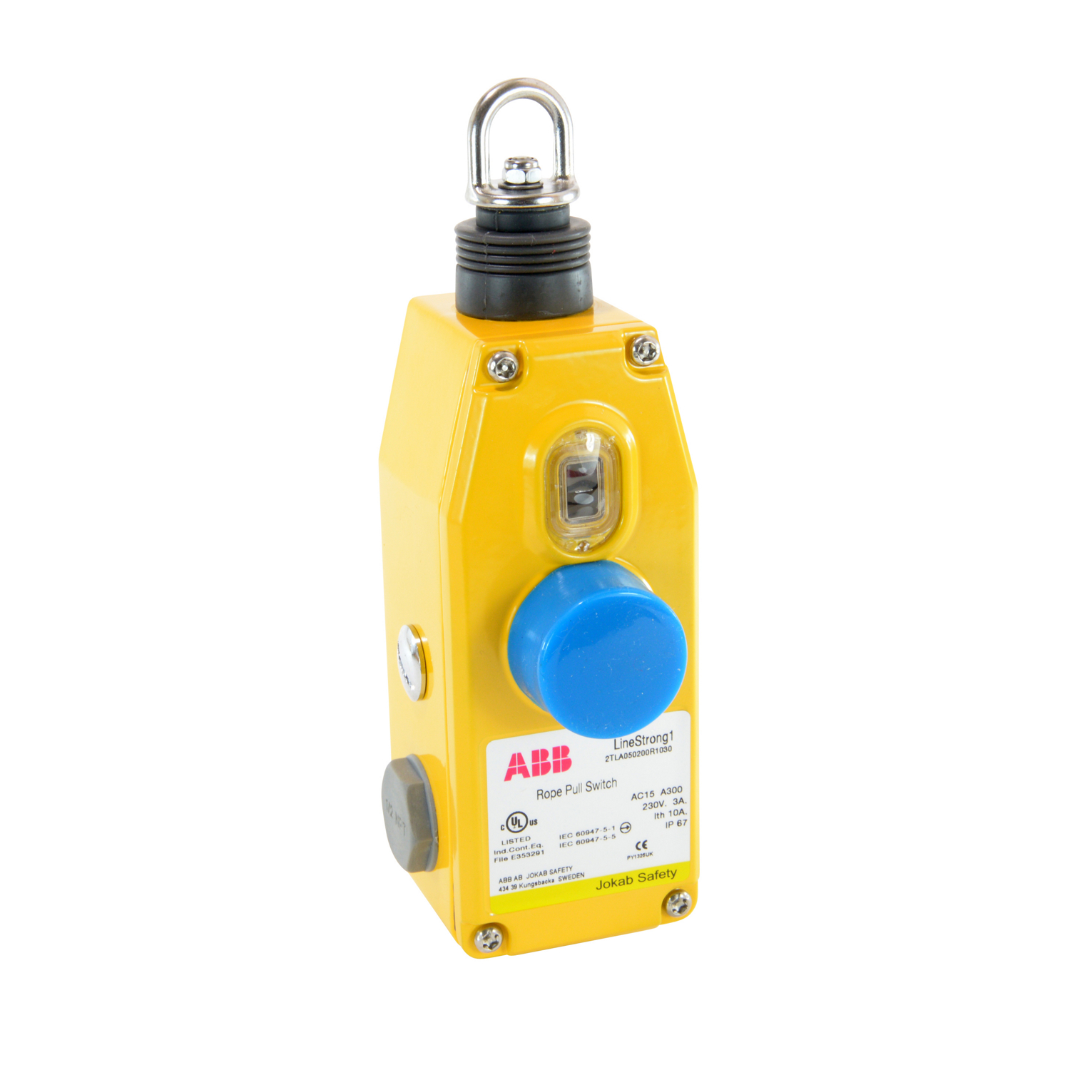 ABB 2TLA050200R1030 Safety Rope Pull Switch