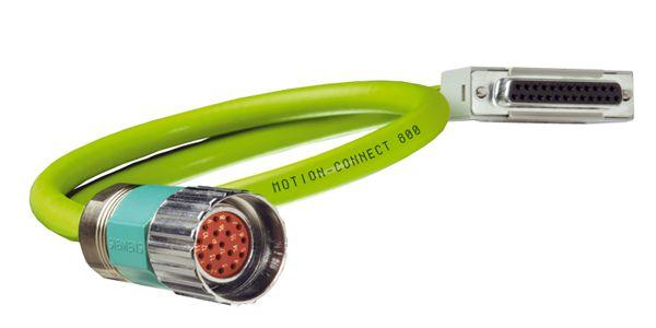 Siemens 6FX50022CA201DA0 MOTION-CONNECT 500 Signal Cable