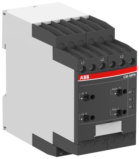 ABB 1SVR760488R8300 Monitoring Relay