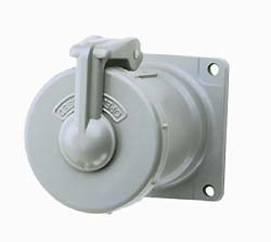Hubbell VR1041 VersaMate Pin and Sleeve Receptacle