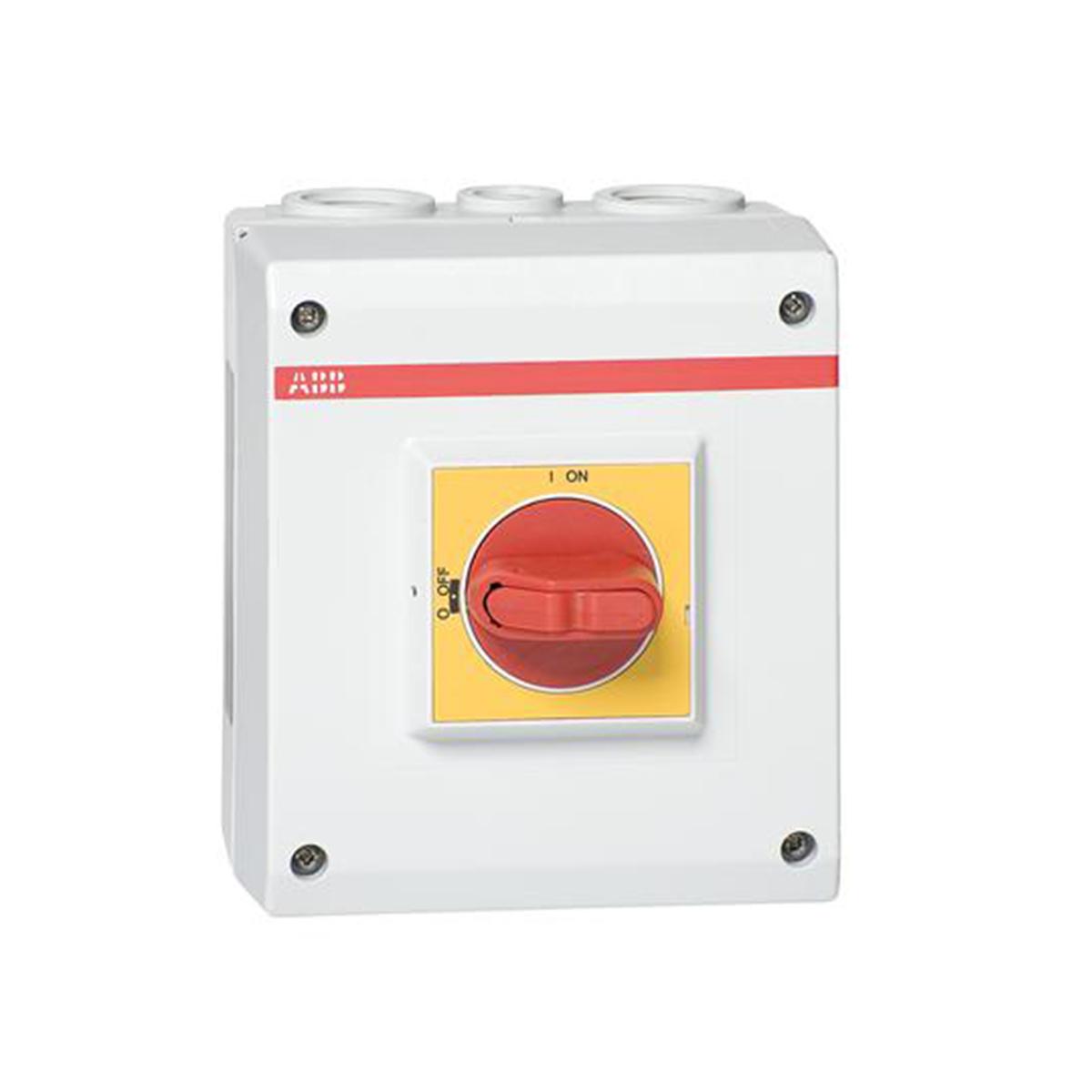 ABB EOT32U3P4-1P Enclosed Disconnect Switch