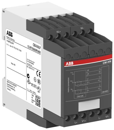 ABB 1SVR760669R9400 Coupling Nut