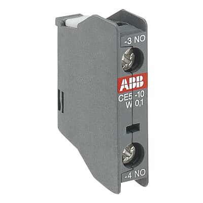 ABB CE5-10W2 Auxiliary Contact Block