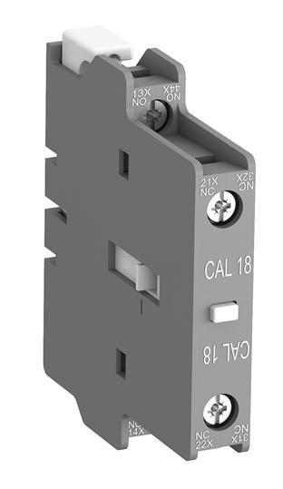 ABB CAL18-11B Auxiliary Contact Block