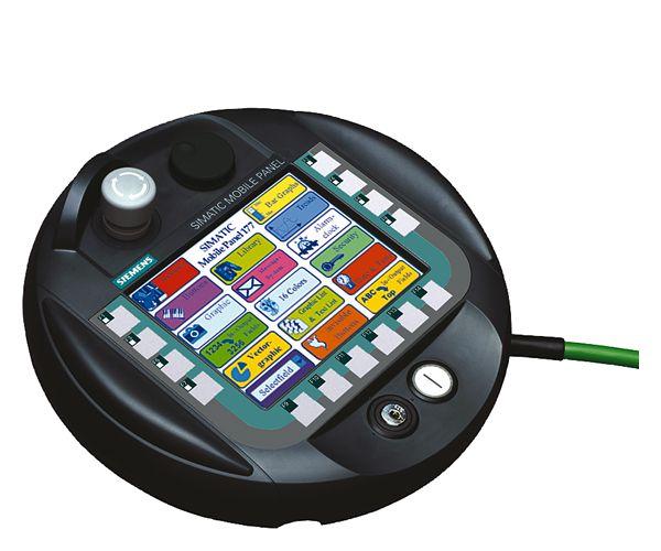 Siemens 6AV66450BB010AX0 SIMATIC Mobile Panel