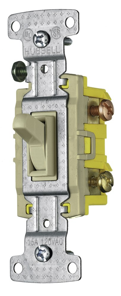 Hubbell RS315I Toggle Switch