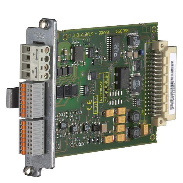 Siemens 6SL30550AA002TA0 Terminal Board