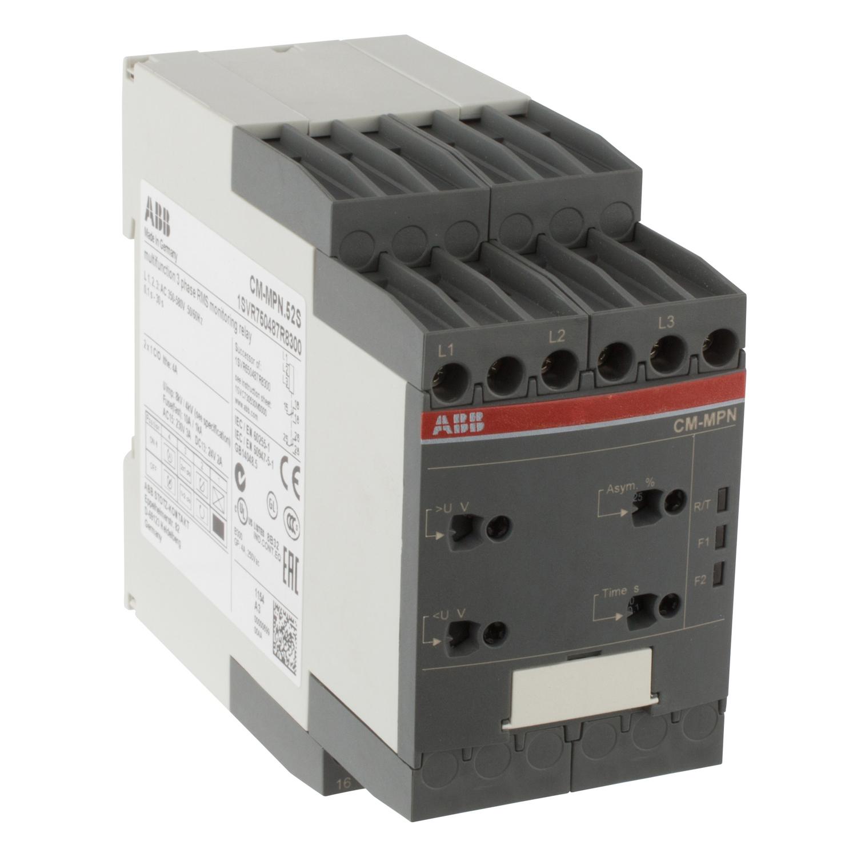 ABB 1SVR750487R8300 Monitoring Relay