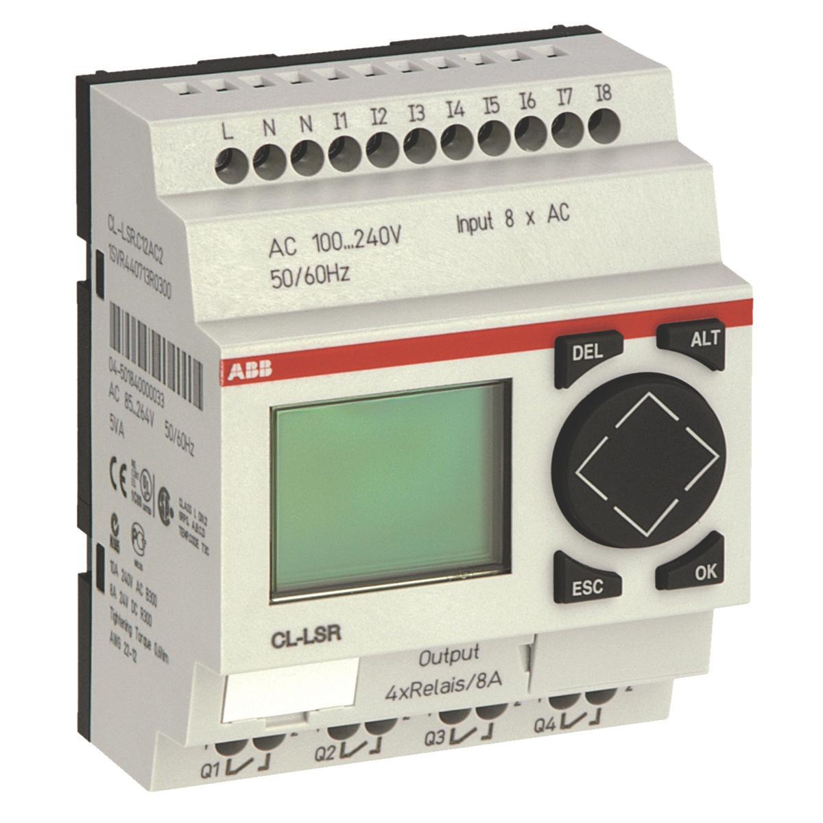 ABB 1SVR440711R0300 Stand Alone Logic Relay