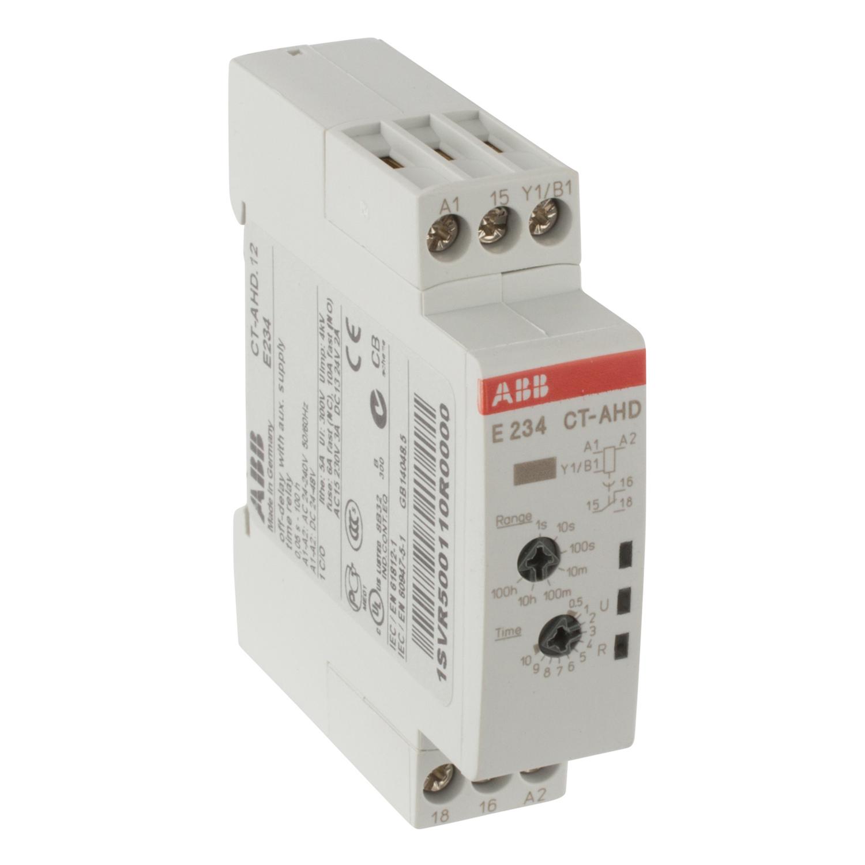 ABB 1SVR500110R0000 Timing Relay
