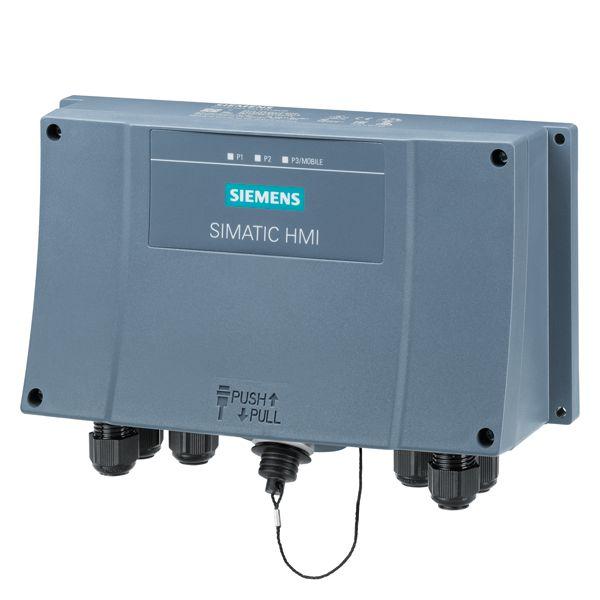 Siemens 6AV21252AE130AX0 Connection Box