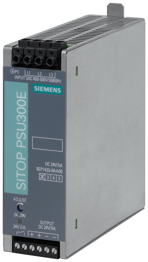 Siemens 6EP14330AA00 Power Supply