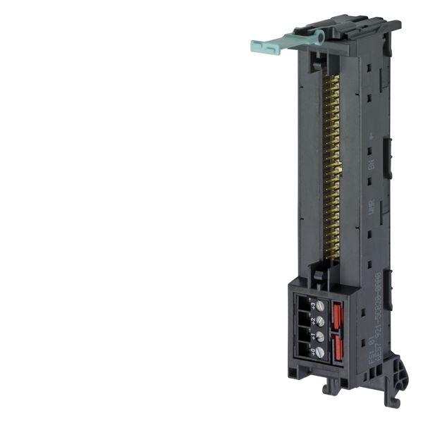 Siemens 6ES79215CB200AA0 Front Connector Module