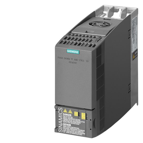 Siemens 6SL32101KE118AP1 AC Variable Frequency Drive