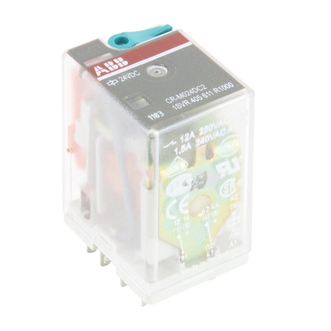 ABB 1SVR405613R1100 Pluggable Interface Relay