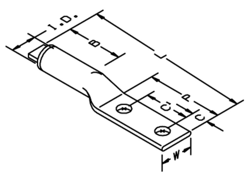 3M 40132 Crimp Connector