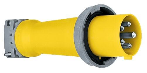 Hubbell M5100P9 Pin & Sleeve Plug