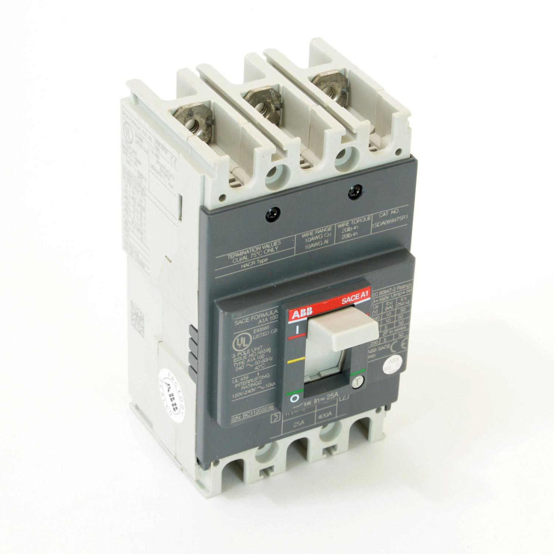 ABB A1A030TW Molded Case Circuit Breakrs