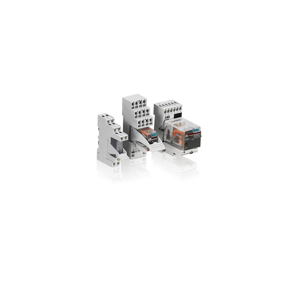 ABB 1SVR405618R3100 Pluggable Interface Relay